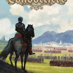 Buy Condottiere only at Bored Game Company.