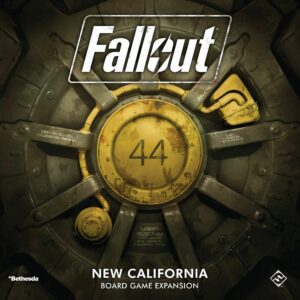 Buy Fallout: New California only at Bored Game Company.