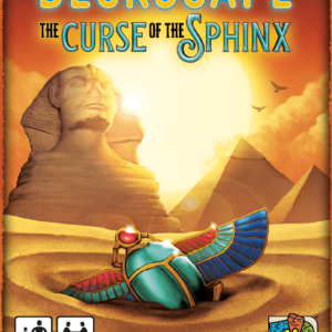 Buy Deckscape: The Curse of the Sphinx only at Bored Game Company.