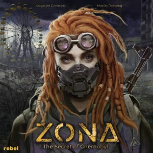 Buy Zona: The Secret of Chernobyl only at Bored Game Company.