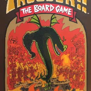 Buy Trogdor!! The Board Game only at Bored Game Company.