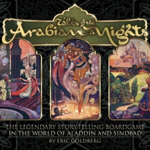 Buy Tales of the Arabian Nights only at Bored Game Company.