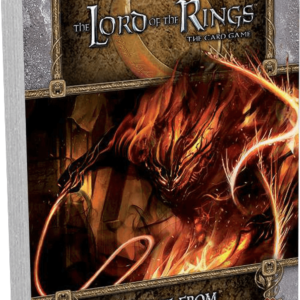 Buy The Lord of the Rings: The Card Game – Escape from Khazad-dûm only at Bored Game Company.