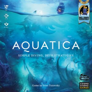 Buy Aquatica only at Bored Game Company.