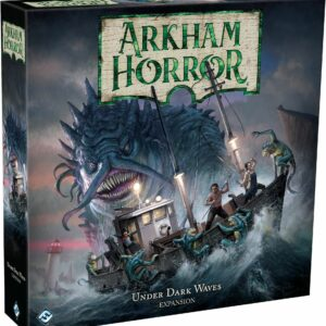 Buy Arkham Horror (Third Edition): Under Dark Waves only at Bored Game Company.