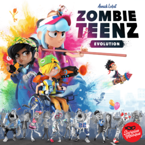 Buy Zombie Teenz Evolution only at Bored Game Company.