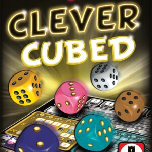 Buy Clever Cubed only at Bored Game Company.