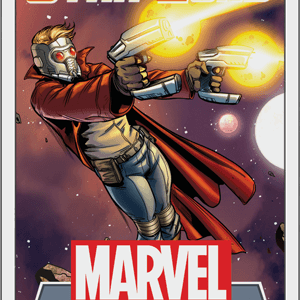 Buy Marvel Champions: The Card Game – Star-Lord Hero Pack only at Bored Game Company.