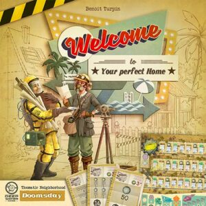 Buy Welcome To...: Doomsday Thematic Neighborhood only at Bored Game Company.