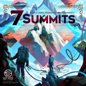 Buy 7 Summits only at Bored Game Company.
