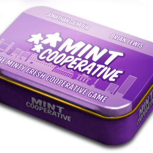Buy Mint Cooperative only at Bored Game Company.
