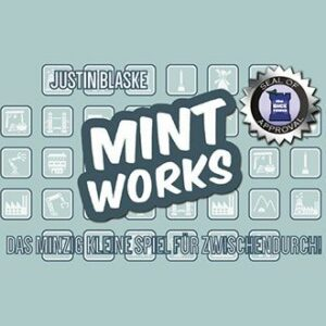 Buy Mint Works only at Bored Game Company.