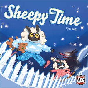 Buy Sheepy Time only at Bored Game Company.