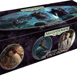 Buy Arkham Horror: The Card Game – Return to the Circle Undone only at Bored Game Company.