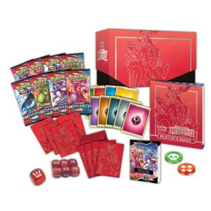 Buy Pokémon TCG: Sword & Shield-Battle Styles Elite Trainer Box (Single Strike Urshifu) only at Bored Game Company.