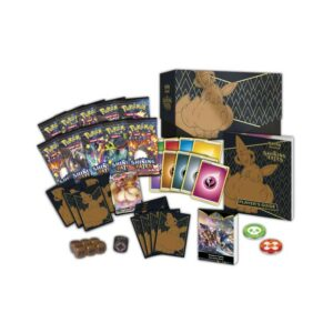 Buy Pokémon TCG: Shining Fates Elite Trainer Box only at Bored Game Company.