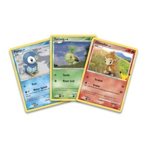 Buy Pokémon TCG: First Partner Pack (Sinnoh) only at Bored Game Company.
