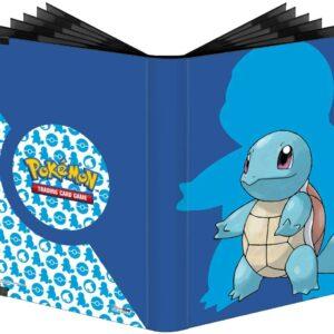 Pokemon Binder: Ultra Pro - 9-Pocket Pro-Binder - Squirtle