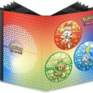 Pokemon Binder- Ultra Pro - 9-Pocket Pro-Binder - Sword and Shield