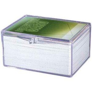 Hinged Card Storage 100