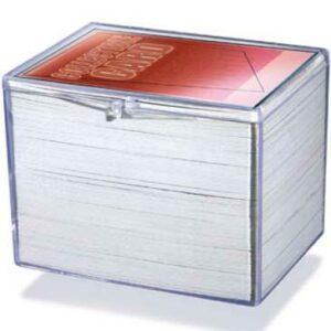 Hinged Card Storage 150