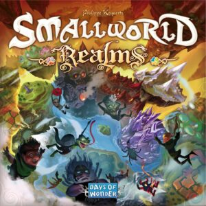 Buy Small World: Realms only at Bored Game Company.