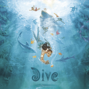 Buy Dive only at Bored Game Company.
