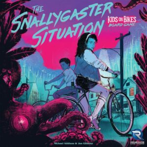 Buy The Snallygaster Situation: Kids on Bikes Board Game only at Bored Game Company.