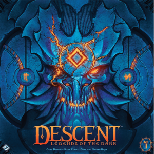 Buy Descent: Legends of the Dark only at Bored Game Company.
