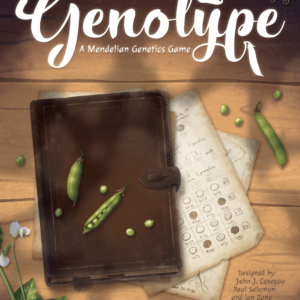 Buy Genotype: A Mendelian Genetics Game only at Bored Game Company.