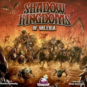 Buy Shadow Kingdoms of Valeria only at Bored Game Company.